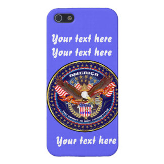 Patriotic All Styles Please View Artist Comments iPhone SE/5/5s Case