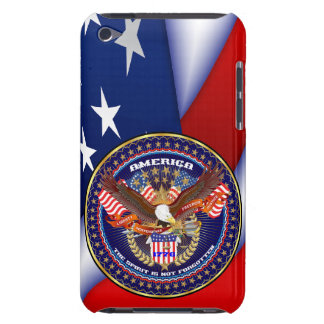 Patriotic All Styles  Please View Artist Comments iPod Case-Mate Case