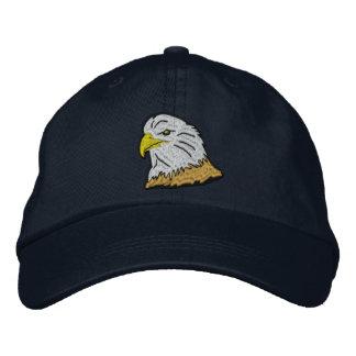 Patriotic American Eagle Cap