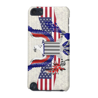 Patriotic American eagle iPod Touch (5th Generation) Case