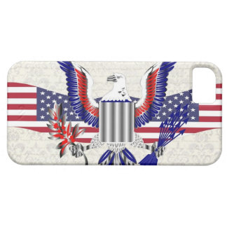 Patriotic American eagle iPhone 5 Covers