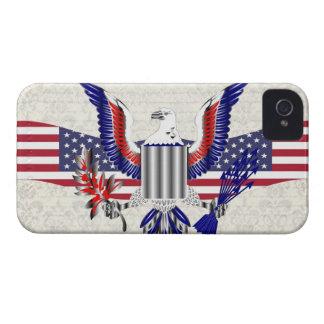 Patriotic American eagle iPhone 4 Cases