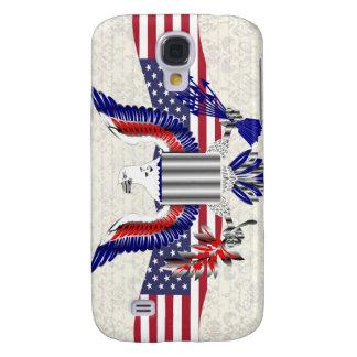 Patriotic American eagle Samsung Galaxy S4 Cover