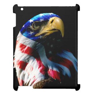 Patriotic American Eagle iPad Case