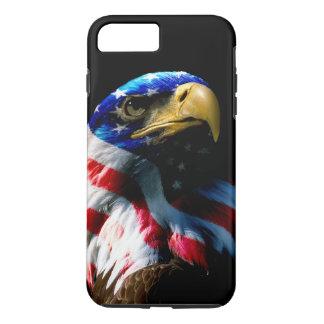 Patriotic American Eagle iPhone 7 Plus Case