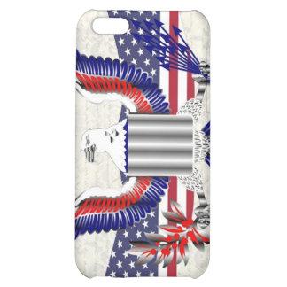 Patriotic American eagle iPhone 5C Covers