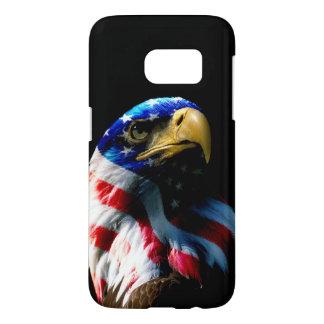 Patriotic American Eagle Samsung Galaxy S7 Case