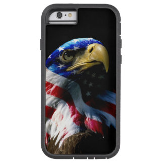 Patriotic American Eagle Tough Xtreme iPhone 6 Case