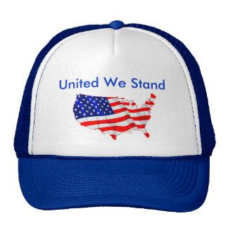 Patriotic American Flag Hat