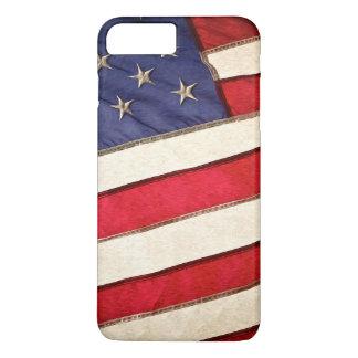 Patriotic American Flag iPhone 8 Plus/7 Plus Case