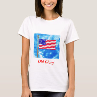 Patriotic American Flag T-Shirts and Gifts