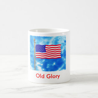 Patriotic American Flag T-Shirts and Gifts Coffee Mug