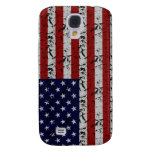 Patriotic American U.S.A. Flag of United States Samsung Galaxy S4 Cases