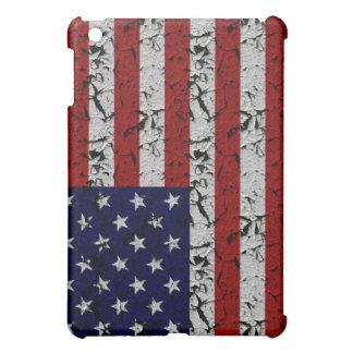 Patriotic American U.S.A. Flag of United States iPad Mini Cases