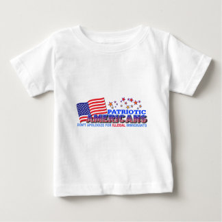 Patriotic Americans Don't Apologize #1 T Shirts