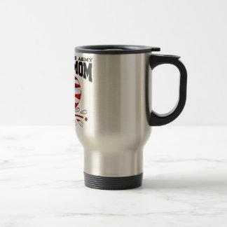 Patriotic Army Mom Mug