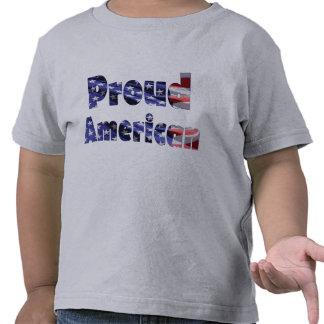 Patriotic Autism Awareness Toddler T-shirt