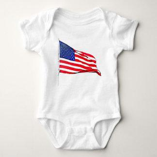 Patriotic Babies & Children Baby Bodysuit