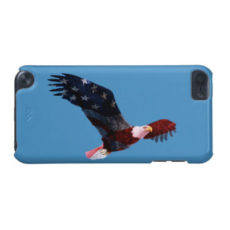 Patriotic Bald Eagle Flag iPod 5 Case iPod Touch (5th Generation) Cover