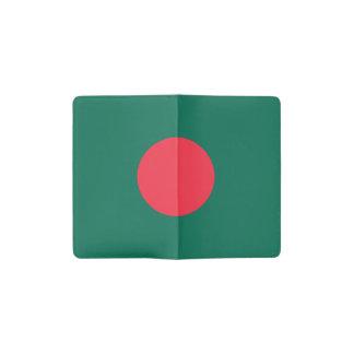 Patriotic Bangladeshi Flag Pocket Moleskine Notebook