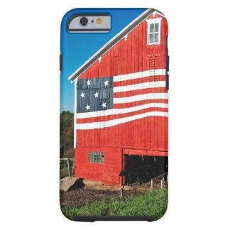 Patriotic Barn Tough iPhone 6 Case