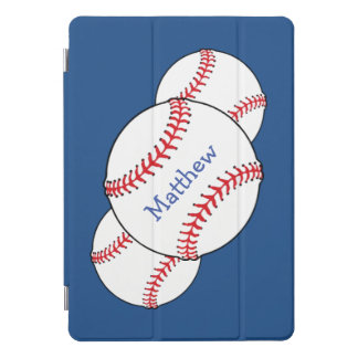 Patriotic Baseball Blue Sports 10.5 iPad Pro Case