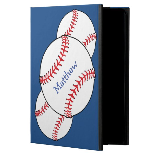 Patriotic Baseball Powis iPad Air 2 Case
