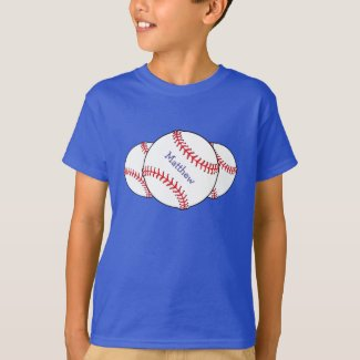 Patriotic Baseball Shirt
