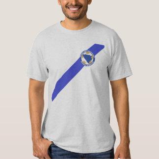 Patriotic BiH T-Shirt Jersey - Ibisevic 9