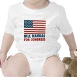 Patriotic Bill Randall for Congress Shirt
