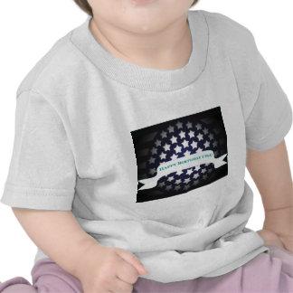 Patriotic Birthday Salute Tshirts