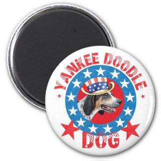 Patriotic Bluetick Magnet