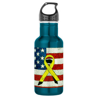 Patriotic Bottle
