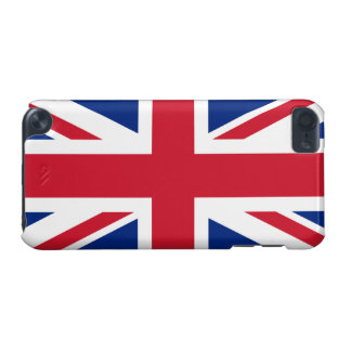 Patriotic British Union Jack Flag iPod Touch 5G iPod Touch 5G Case