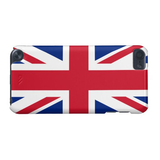 Patriotic British Union Jack Flag iPod Touch 5G iPod Touch (5th Generation) Case