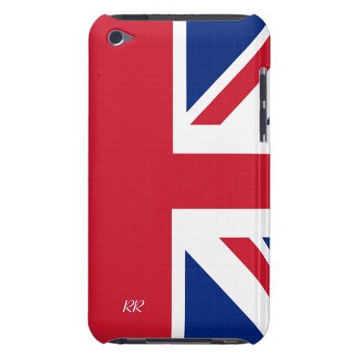 Patriotic British Union Jack iPod Touch 4G Case iPod Case-Mate Cases