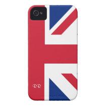 Patriotic British Union Jack On Blackberry Bold Blackberry Bold  Covers at Zazzle