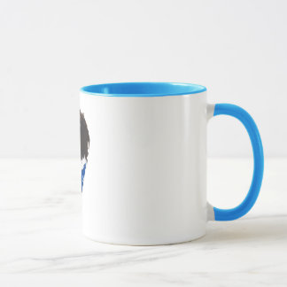 Patriotic Brittany Mug