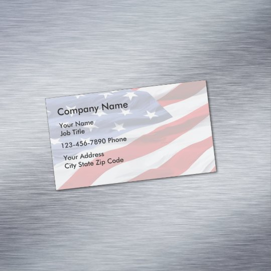 patriotic business card magnets - Business Card Magnets Cheap