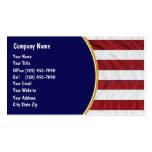 Patriotic Business Cards