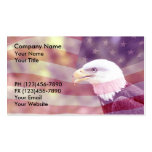 Patriotic Business Cards Background