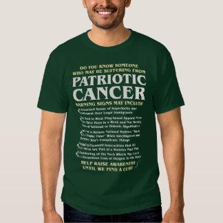 Patriotic Cancer T-Shirt