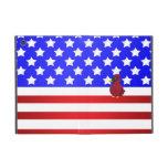 Patriotic cardinal cases for iPad mini