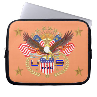 Patriotic Carrying Case View Artist Comments Computer Sleeves