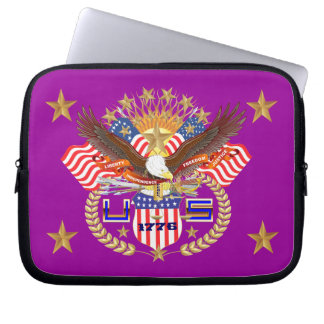 Patriotic Carrying Case View Artist Comments Computer Sleeve
