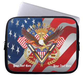 Patriotic Case Carry Electronic Device Categories Computer Sleeve