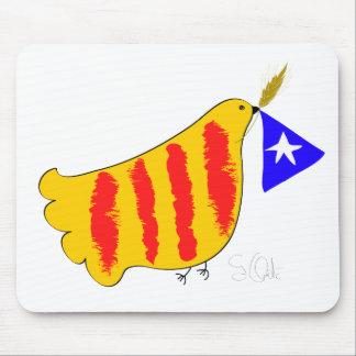 Patriotic Catalonia,  Catalunya  llibertat Mouse Pad