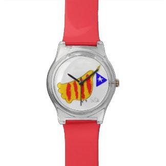 Patriotic Catalonia, Catalunya llibertat, Relojes De Pulsera