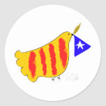 Patriotic Catalonia,  Catalunya  llibertat Sticker