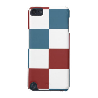 Patriotic Checker Pattern iPod Touch 5G Case
